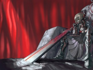 Armor Dark Saber